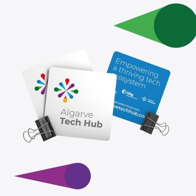 Algarve Tech Hub - Cartão de visita