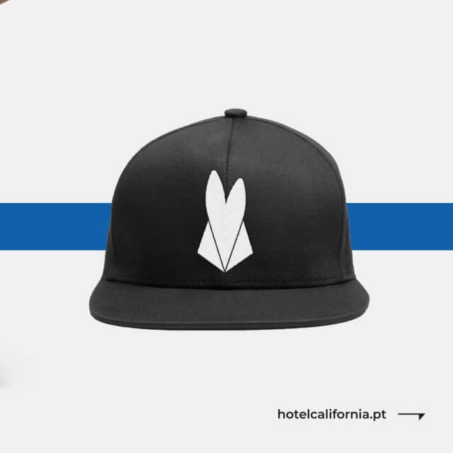 Hotel Califórnia - Coelho Cali - Merchandising