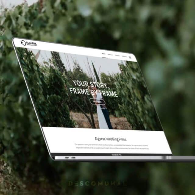 Algarve Wedding Films - Website